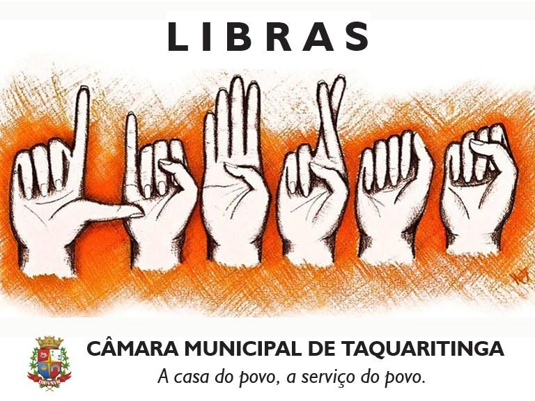 Sessão da Câmara terá tradução em Libras